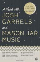 A Night with Josh Garrels & Mason Jar Music