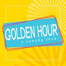 GOLDEN HOUR COMEDY logo