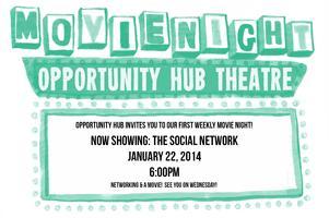 Movie Night: The Social Network