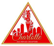 Charlotte Alumnae Chapter of Delta Sigma Theta Sorority, Inc. logo