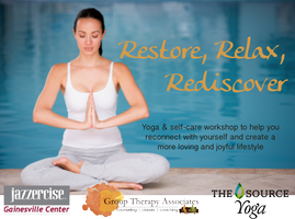 Yoga Nidra & Self-Care: Restore, Relax, & Rediscover...