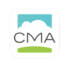 Cloud CMA @ GBRMLS logo