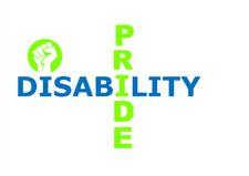 Disability Pride Philadelphia  logo