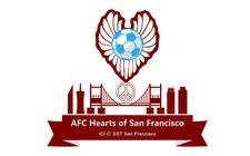 Association Football Club Hearts of San Francisco logo