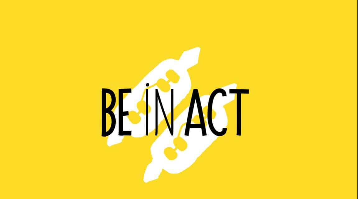 Be In Act logo