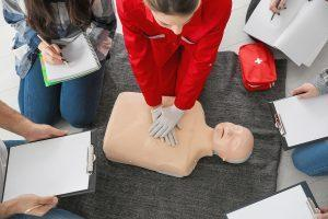 First Aid - 1 Day Certificate Course