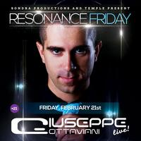 Giuseppe Ottaviani Live | Resonance at Temple