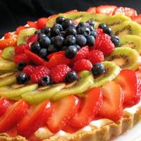 Build Your Own Fruit Tart