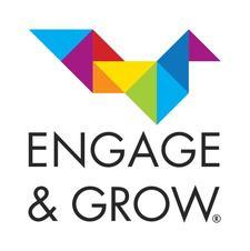 Odile Cousin, Engage & Grow logo