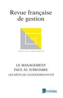 Revue française de gestion logo