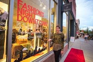Fashion's Night Downtown Boulder