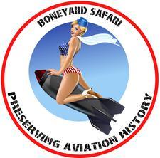 Boneyard Safari logo