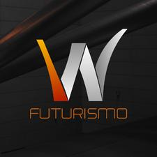 W Futurismo, Jaqueline Weigel logo