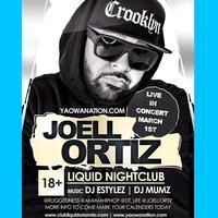 JOELL ORTIZ live in concert