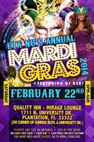Mardi Gras 2014 Eta Nu Chapter: