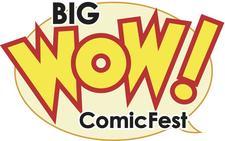 Big WOW! ComicFest logo