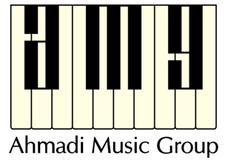Ahmadi Music Group logo