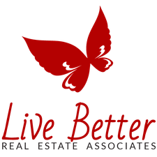 Live Better Real Estate Associates logo