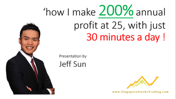 How I made 200% annual profit at 25, spending just...