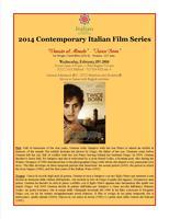 "Contemporary Italian Film Series: ""Venuto al Mondo"" -..."