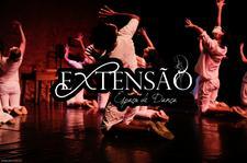 EXTENSÃO - Espaço de Dança logo
