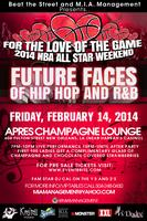 "FOR THE LOVE OF THE GAME ""FUTURE FACES OF HIP HOP AND..."
