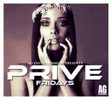 PRIVÉ Fridays Presents :: Friday 01.24.14
