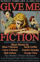Give Me Fiction: Romance