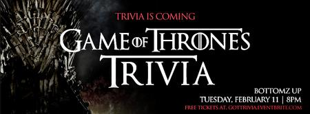 Game of Thrones (TV) Trivia