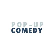 Pop-Up Comedy  logo