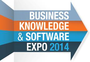 Business Knowledge & Software Expo 2014
