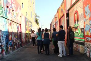Mission Culinary Walking Tour