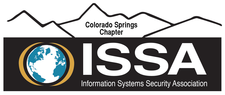 The Colorado Springs Chapter of the ISSA logo