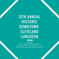 15th Annual Historic Downtown Cleveland Luncheon