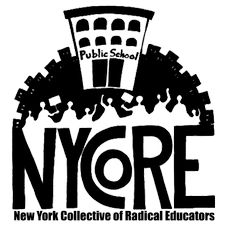 New York Collective of Radical Educators (NYCoRE) logo
