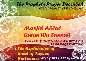THE PROPHETS PRAYER DESCRIBED BY SH AL-ALBANI...