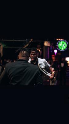 Afrobeat Elite Jax@whispers lounge  logo