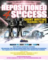 Grant Writing Training Part 2