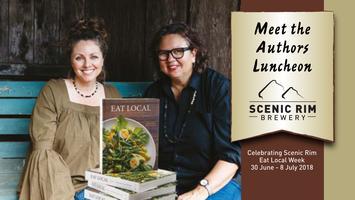 Meet the Authors @ Scenic Rim Brewery