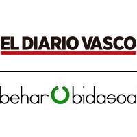Behar Bidasoa ONG / El Diario Vasco logo