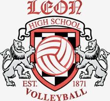 Leon High Volleyball Boosters logo