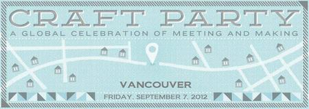 Etsy Craft Party - Vancouver