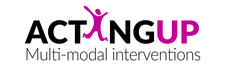 Acting Up  logo