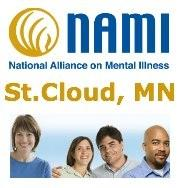 NAMI St. Cloud Area logo