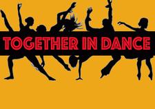 HCA Dance Theatre's Together in Dance  logo