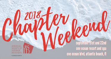 ASID Florida North Chapter Weekend 2018