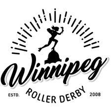 Winnipeg Roller Derby League logo