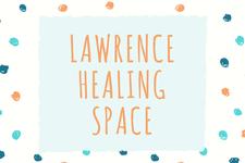 Lawrence Healing Space  logo