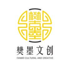 樊墨文创 logo