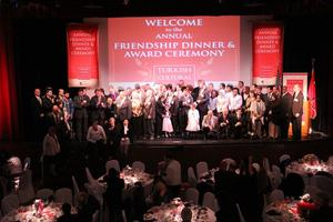 11th Annual Friendship Dinner and Award Ceremony